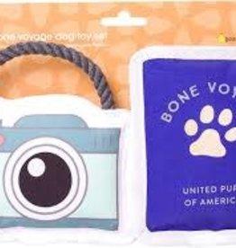 Pearhead Pearhead Bone Voyage Travel Toy Set