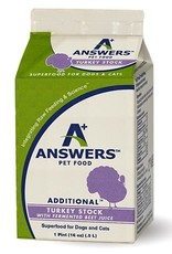 Answers Answers Turkey Stock 1 Pint