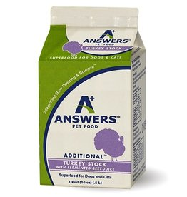 Answers Answers Turkey Stock 1 Pint
