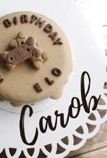 Idaho Barkery Carob Birthday Cake