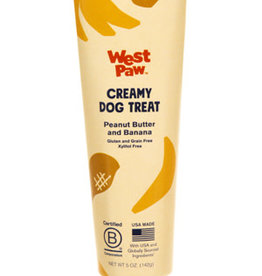 West Paw West Paw Creamy Treat Peanut Butter & Banana