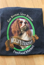 Molly's Live Better, Eat Better T-Shirt