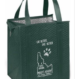 Molly's Live Better, Eat Better Insulated Cooler Tote