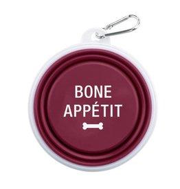 Travel Bowl - Bone Appetit