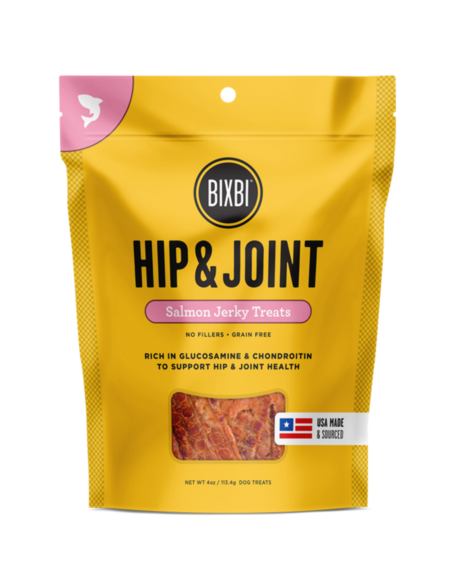 Bixbi Bixbi Hip & Joint Salmon Jerky