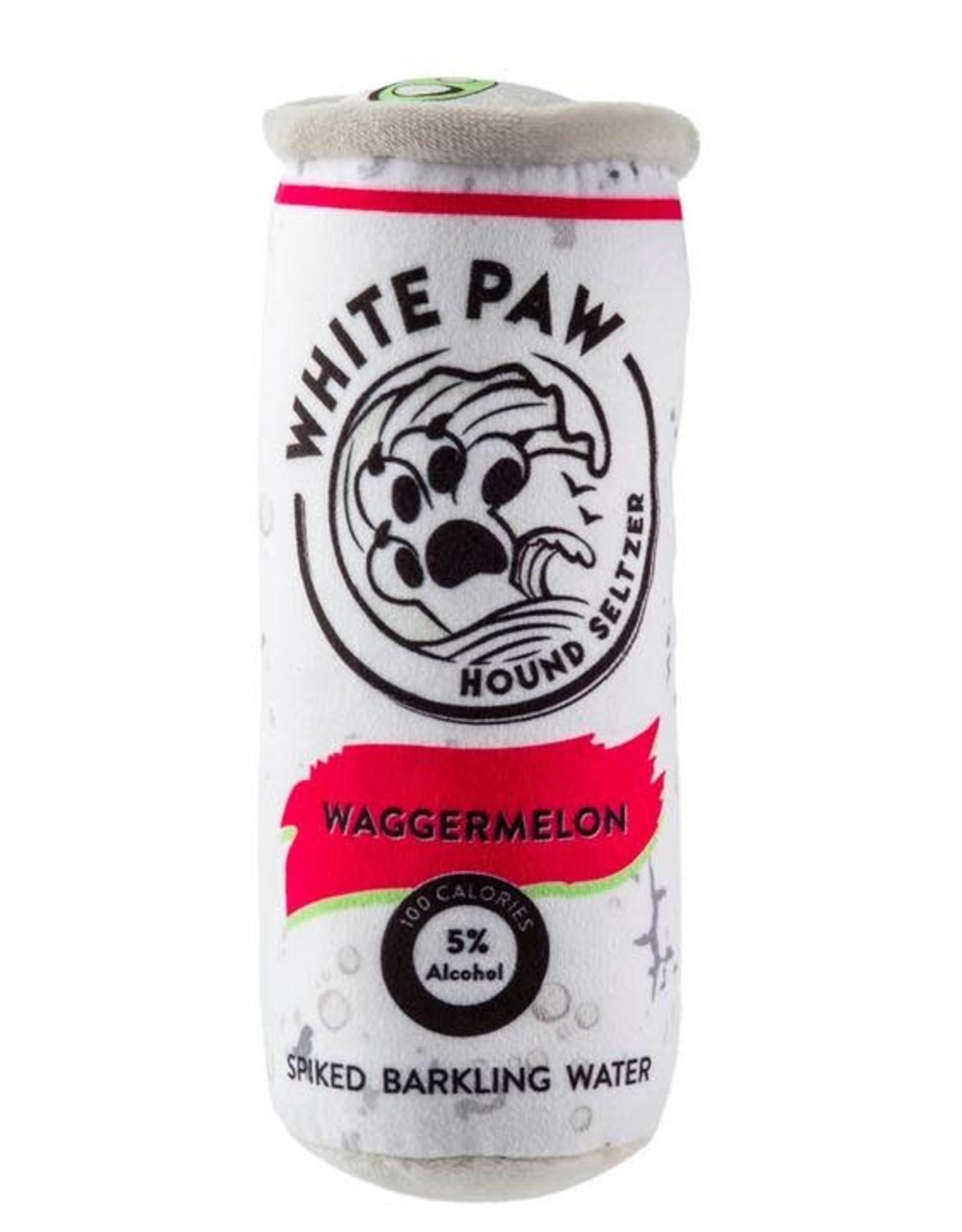 Haute Diggity Dog White-Paw-Waggermelon