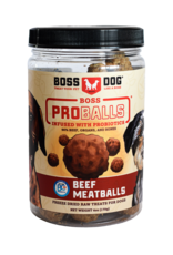 Boss Dog Boss Dog Freeze Dried Meatballs Beef