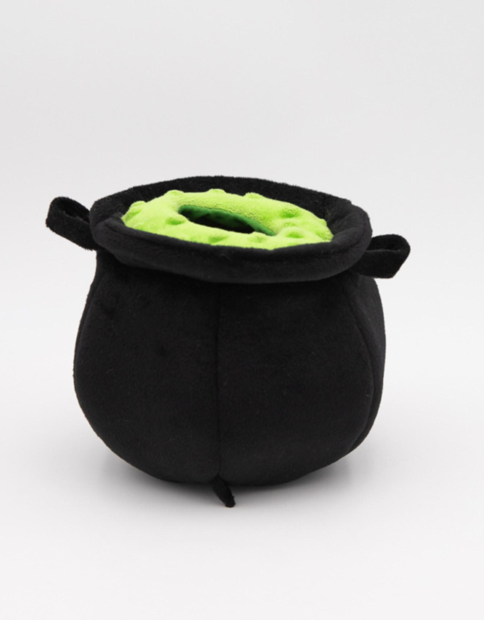 ZippyPaws ZippyPaws Halloween Burrow - Witch's Brew