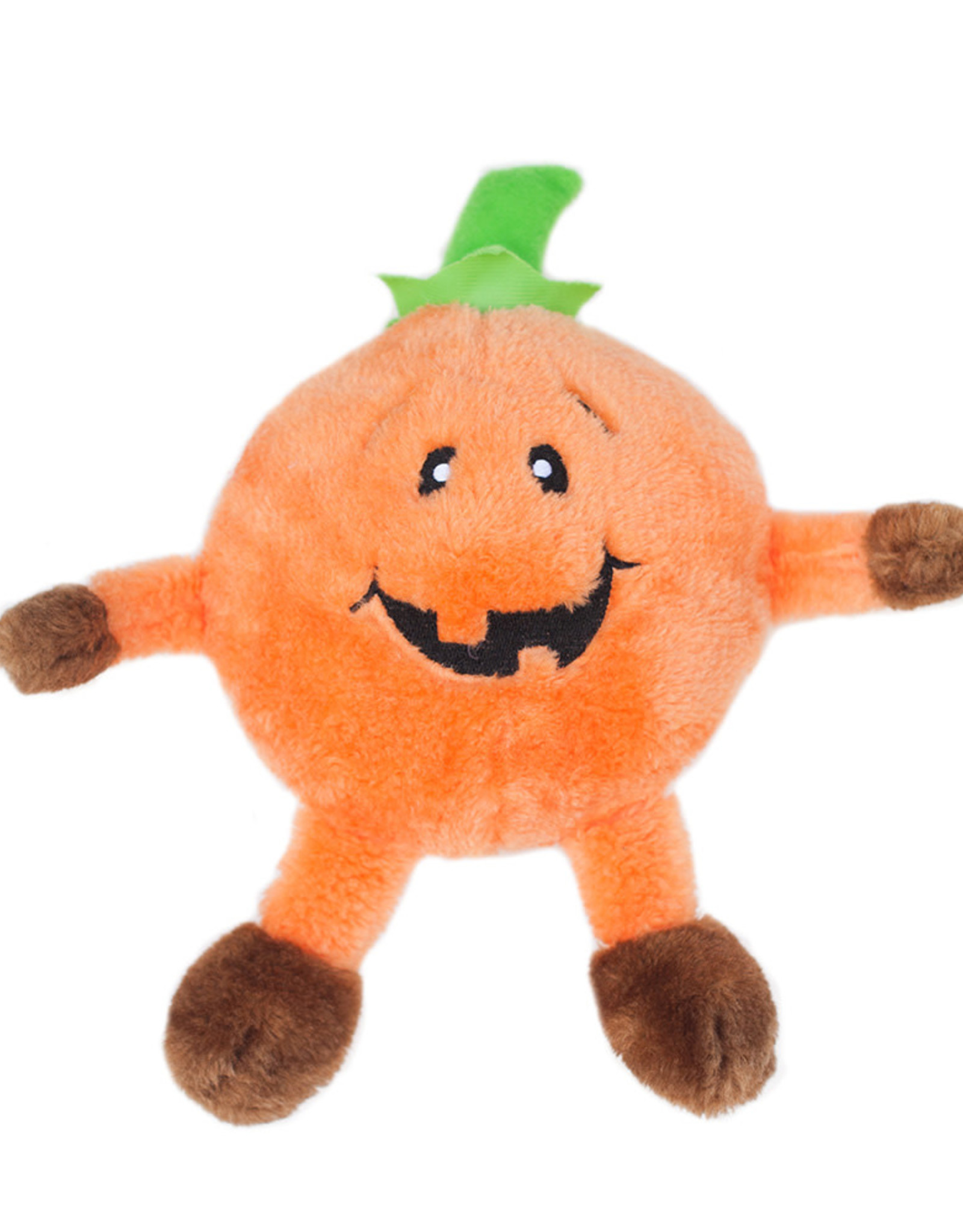 ZippyPaws ZippyPaws Halloween Brainey - Pumpkin