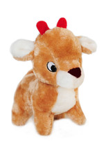 ZippyPaws Zippy Paws Holiday Reindeer