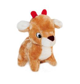 ZippyPaws Zippy Paws Holiday Reindeer