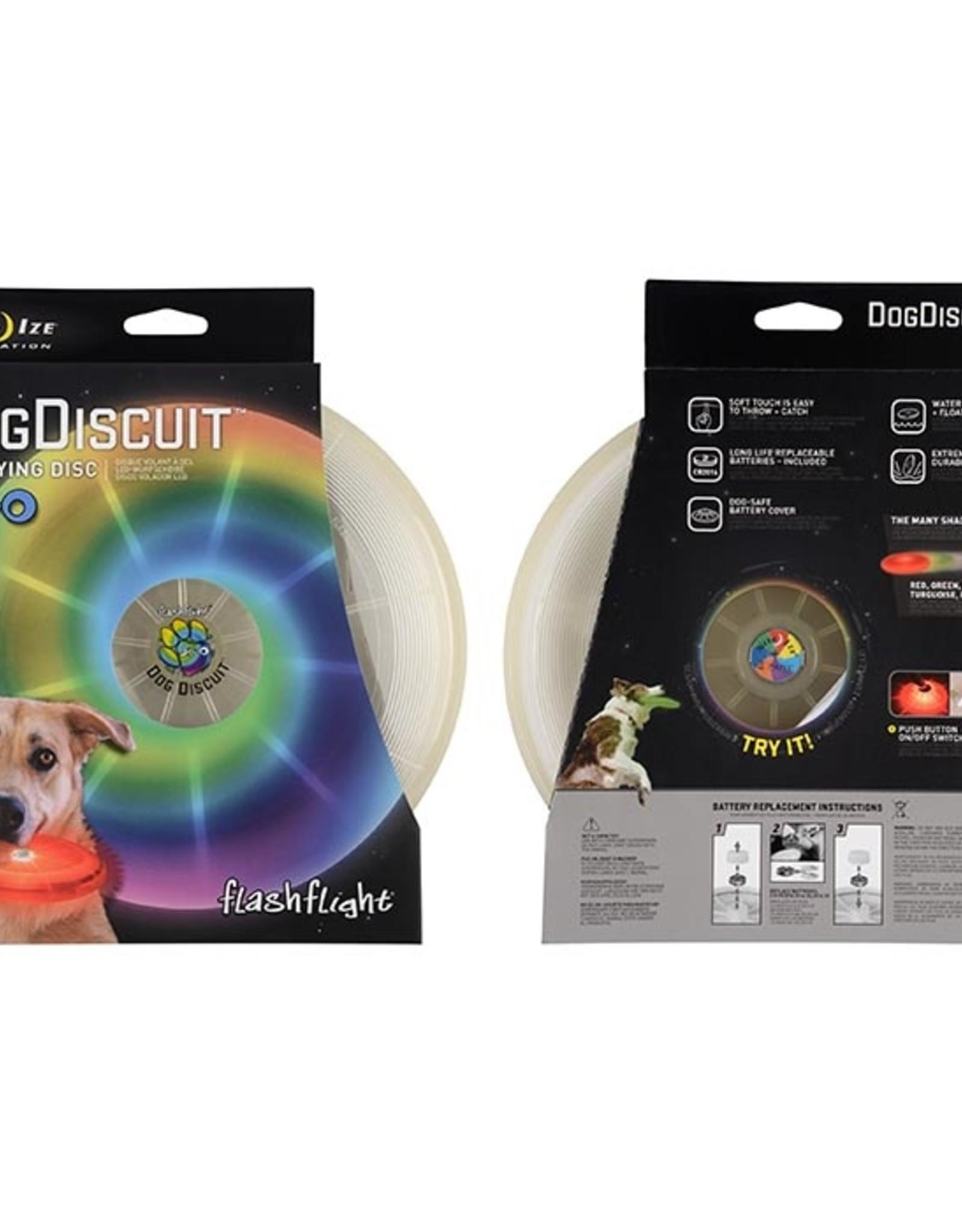 NiteIze NiteIze FlashFlight LED flying Disc