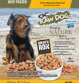 OC Raw Dog OC Raw Dog Chicken & Produce