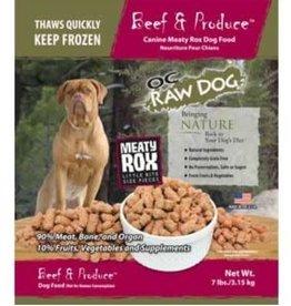 OC Raw Dog OC Raw Dog Beef & Produce