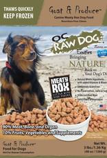OC Raw Dog OC Raw Dog Goat & Produce