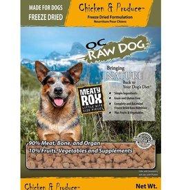 OC Raw Dog OC Raw Dog Freeze Dried Chicken