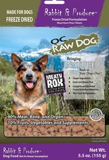 OC Raw Dog OC Raw Dog Freeze Dried Rabbit