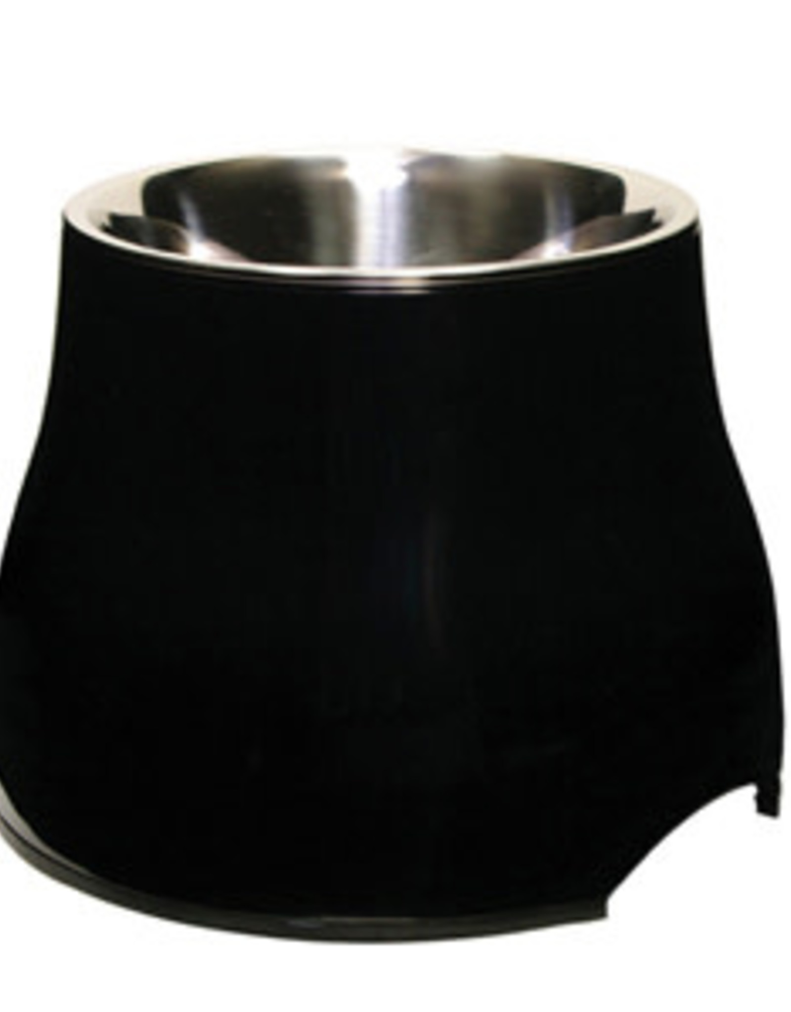 Dogit Elevated Dish Black - Small