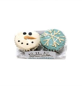 Bubba Rose Bubba Rose - Snowy Mini Cupcakes 2 Pack