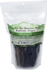 "Papa Bow Wow Papa Bow Wow Buffalo Tripe Stix 6"" - 1/2lb"