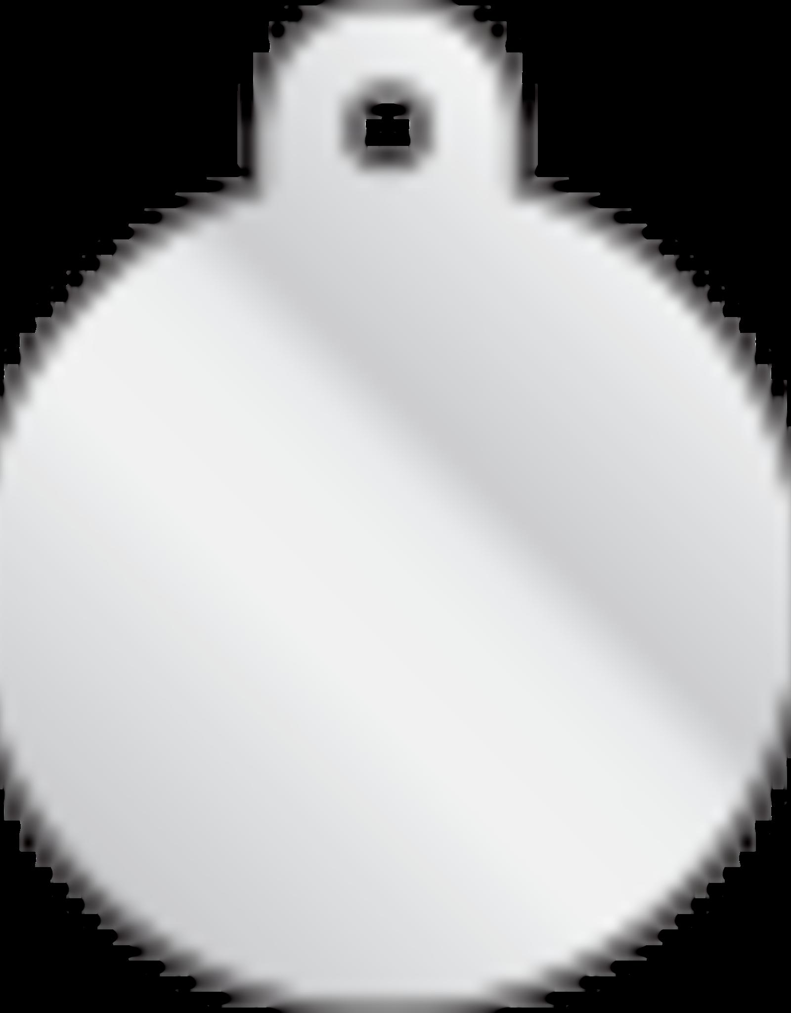 Pet ID Tag - Circles