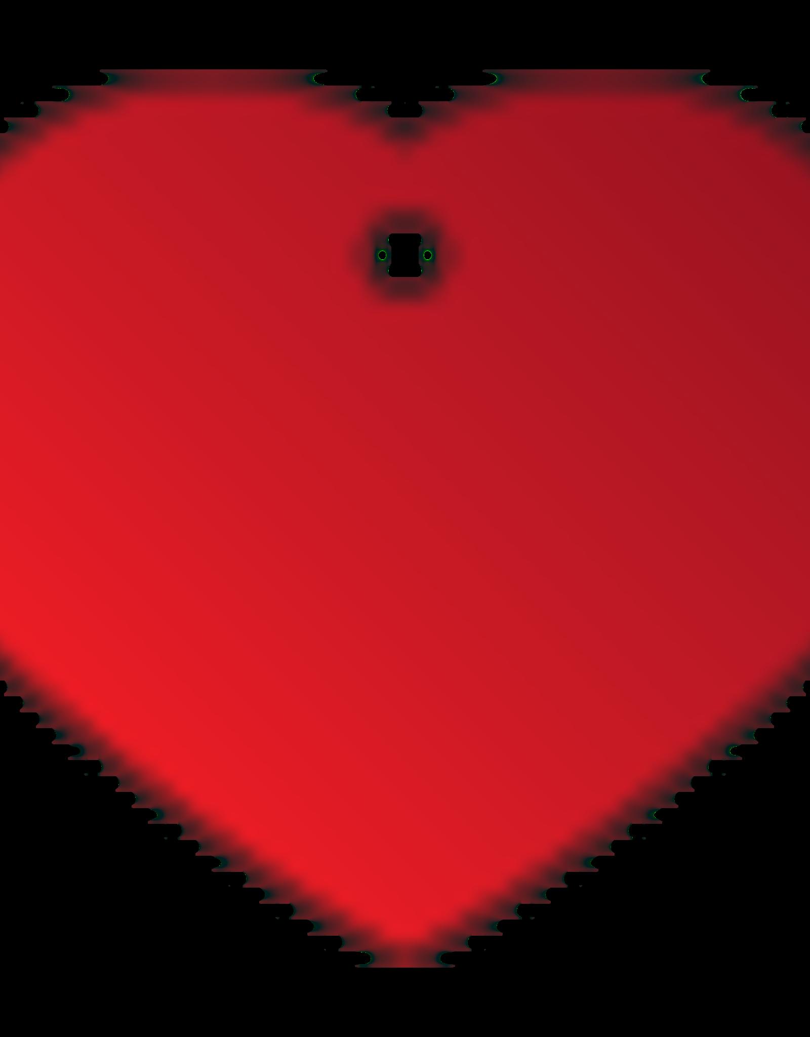 Pet ID Tag - Heart