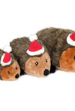 ZippyPaws Zippy Paws Holiday Hedgehog