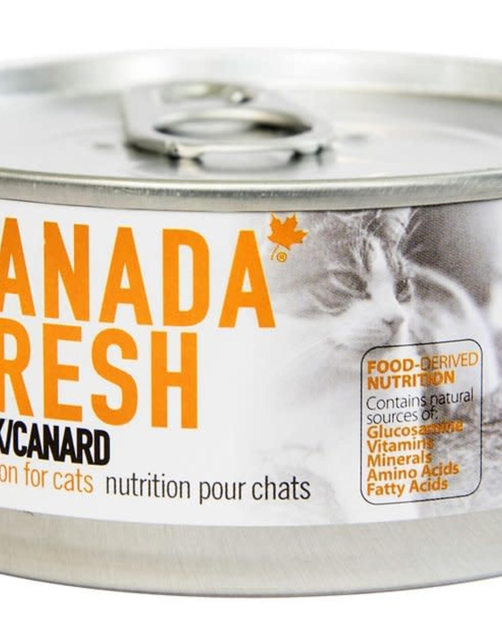 PetKind PetKind Canada Fresh Cat Duck Formula