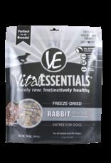 Vital Essentials Vital Essentials Dog Freeze-Dried Rabbit Mini Nibs 14oz