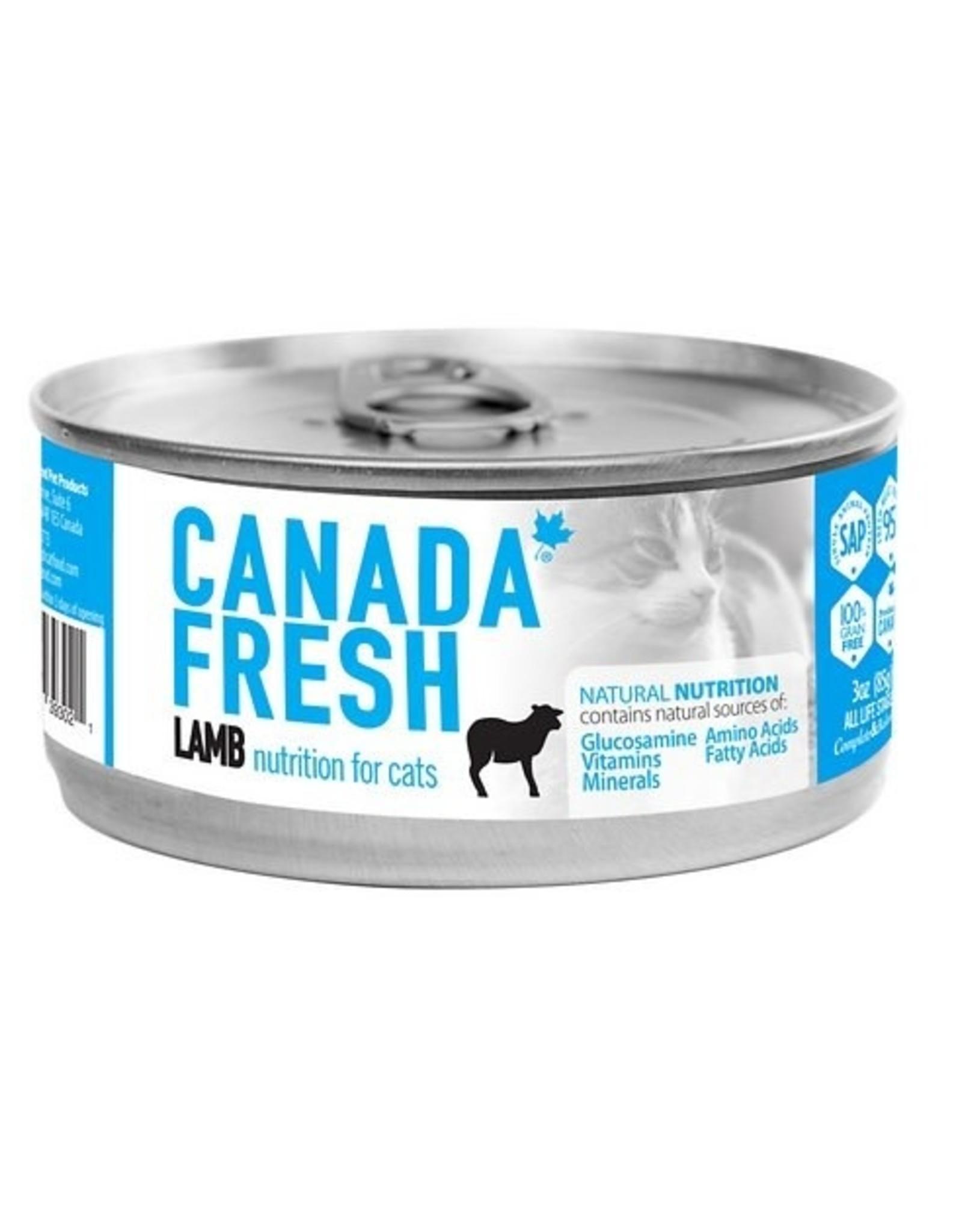 PetKind PetKind Canada Fresh Cat Lamb Formula