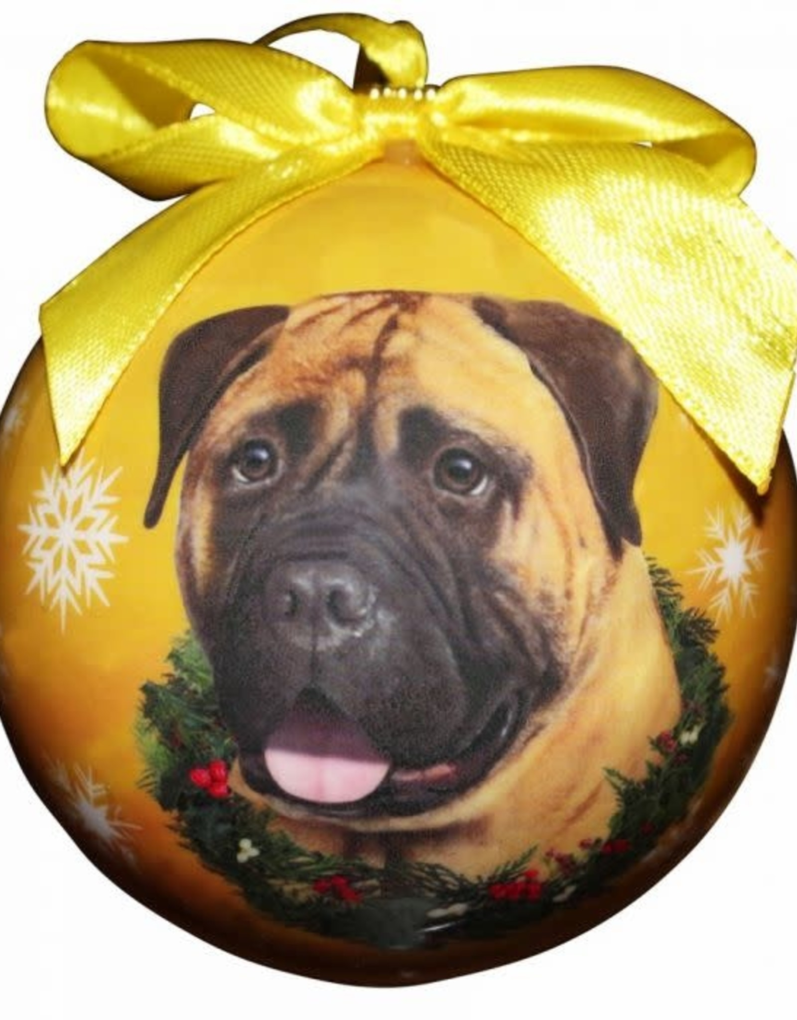 Bull Mastiff Ornament