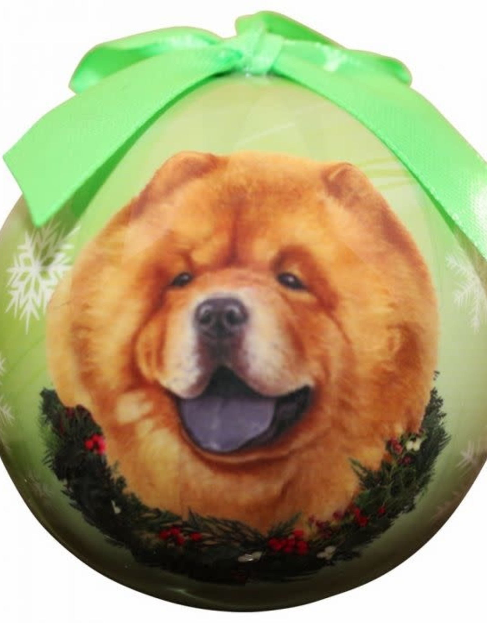Chow Ornament
