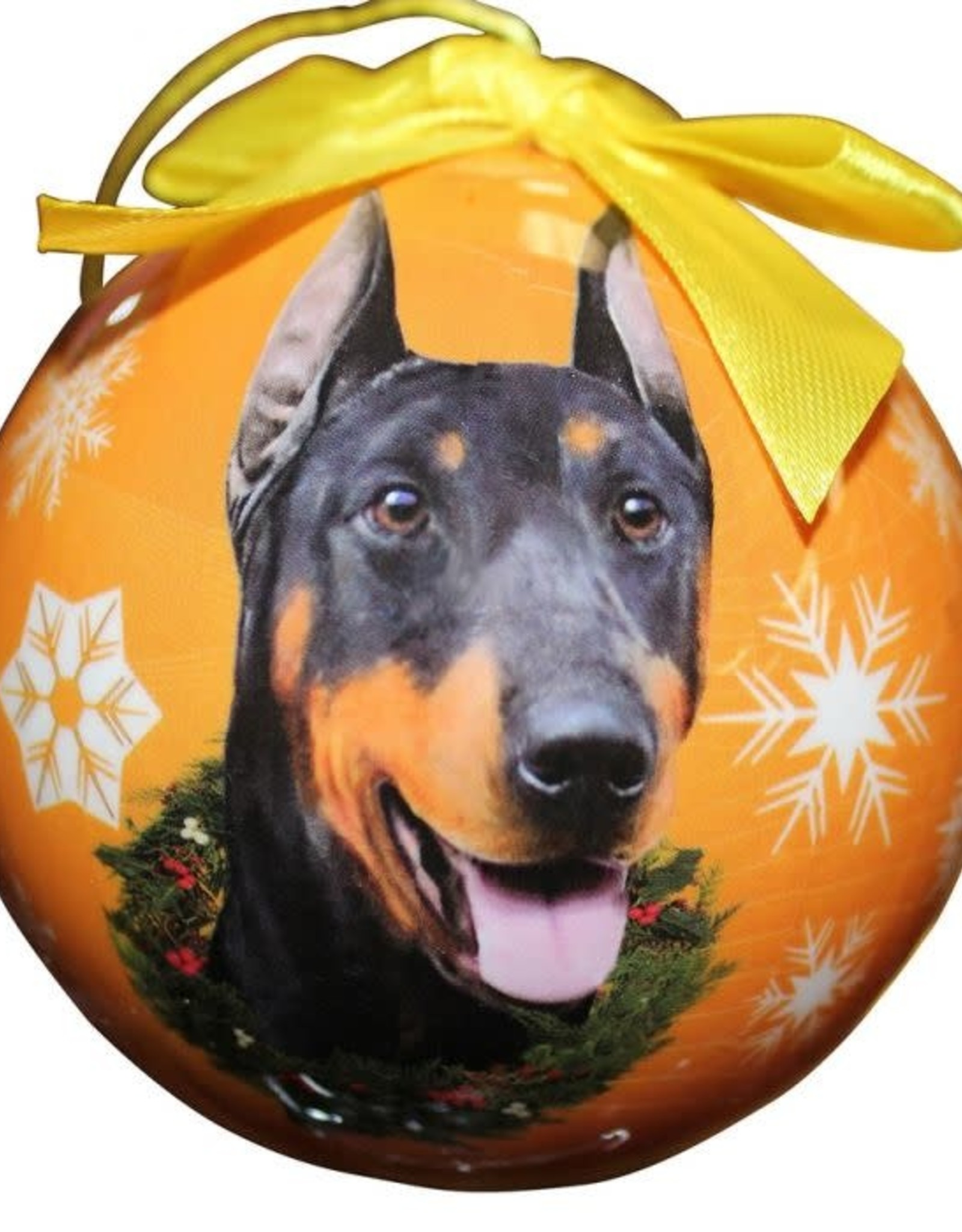 Doberman Ornament