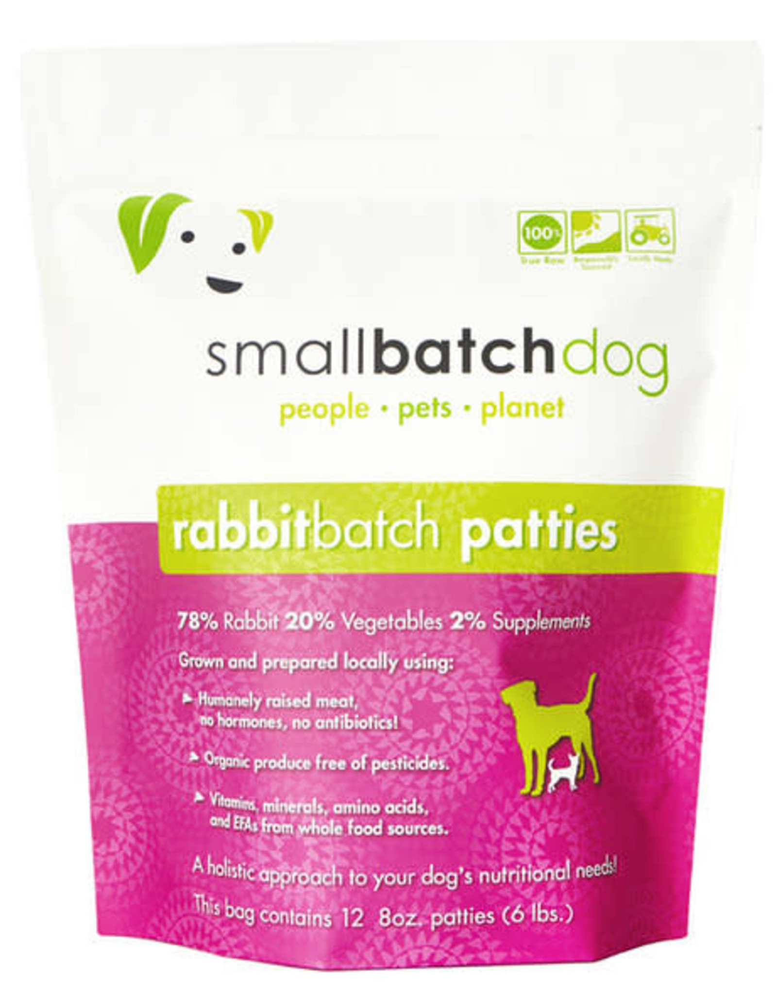 Smallbatch Smallbatch Frozen Rabbit Batch