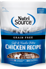 NutriSource NutriSource Chicken Bites 6oz