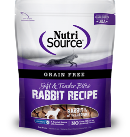NutriSource Nutrisource Rabbit Bites 6oz