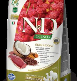 Farmina Farmina N&D Quinoa - Skin & Coat Duck Adult