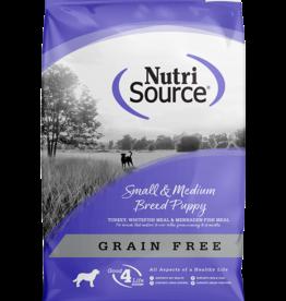 NutriSource NutriSource Grain Free Small & Medium Breed Puppy