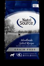 NutriSource NutriSource Grain Free Woodlands Select 30lb