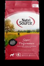 NutriSource Nutrisource Super Performance Dog 40lb