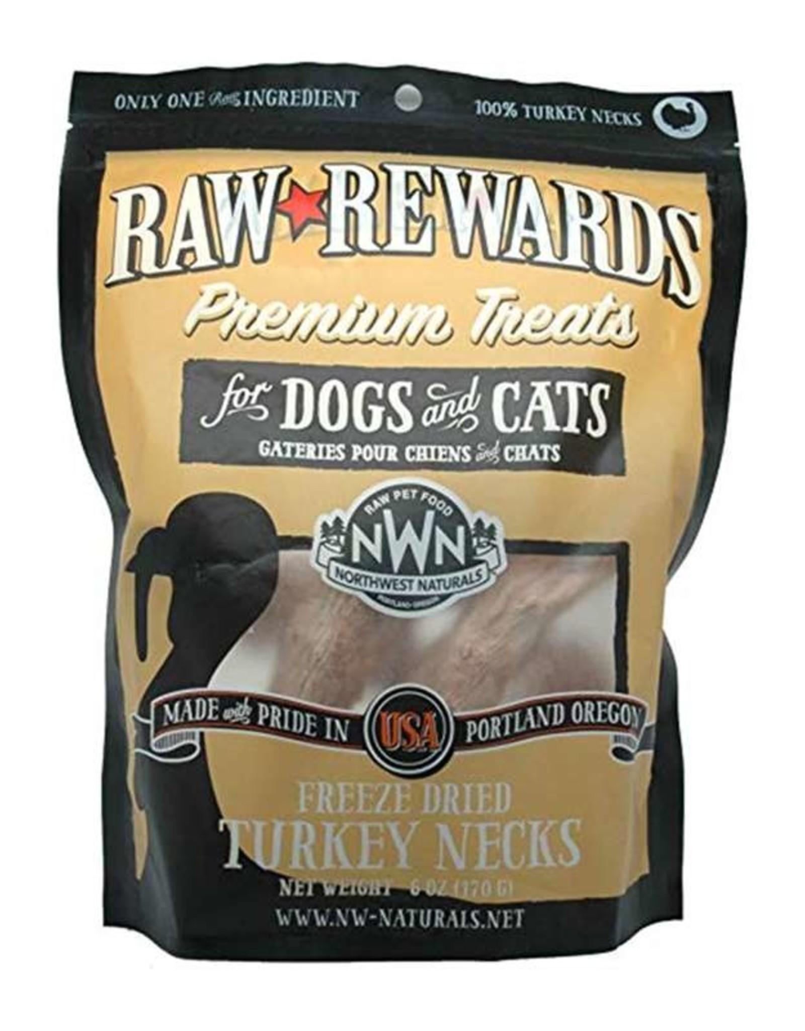 Northwest Naturals SALE - Northwest Naturals Freeze-Dried Turkey Necks 6oz