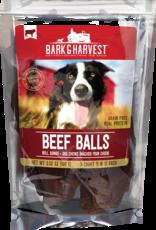 Bark & Harvest Bark & Harvest Beef Balls Jerky 100g