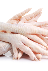 Bulk Raw Chicken Feet 2lb