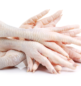 Bulk Raw Chicken Feet 2lb