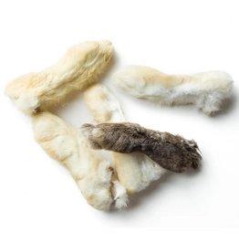 Dehydrated Rabbit Feet - Single