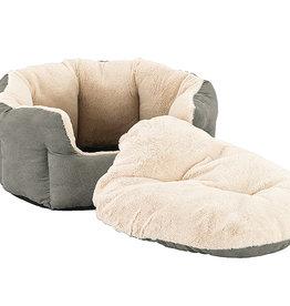 "Ethical Sleep Reversible Bed 18"" Gray"