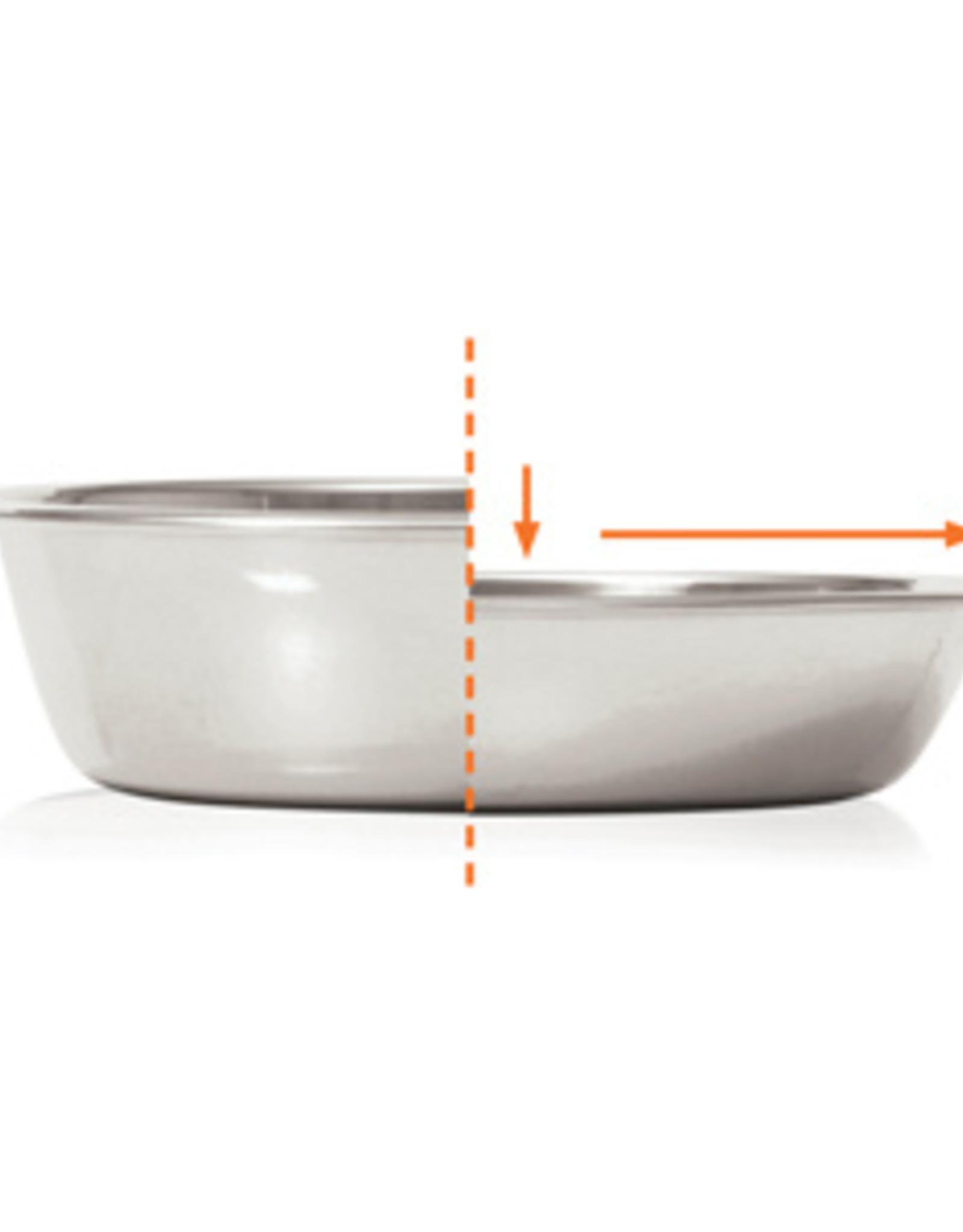 Hagen Catit Food Dish Double - White