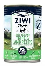 ZiwiPeak ZiwiPeak Tripe & Lamb For Dogs 13.75oz