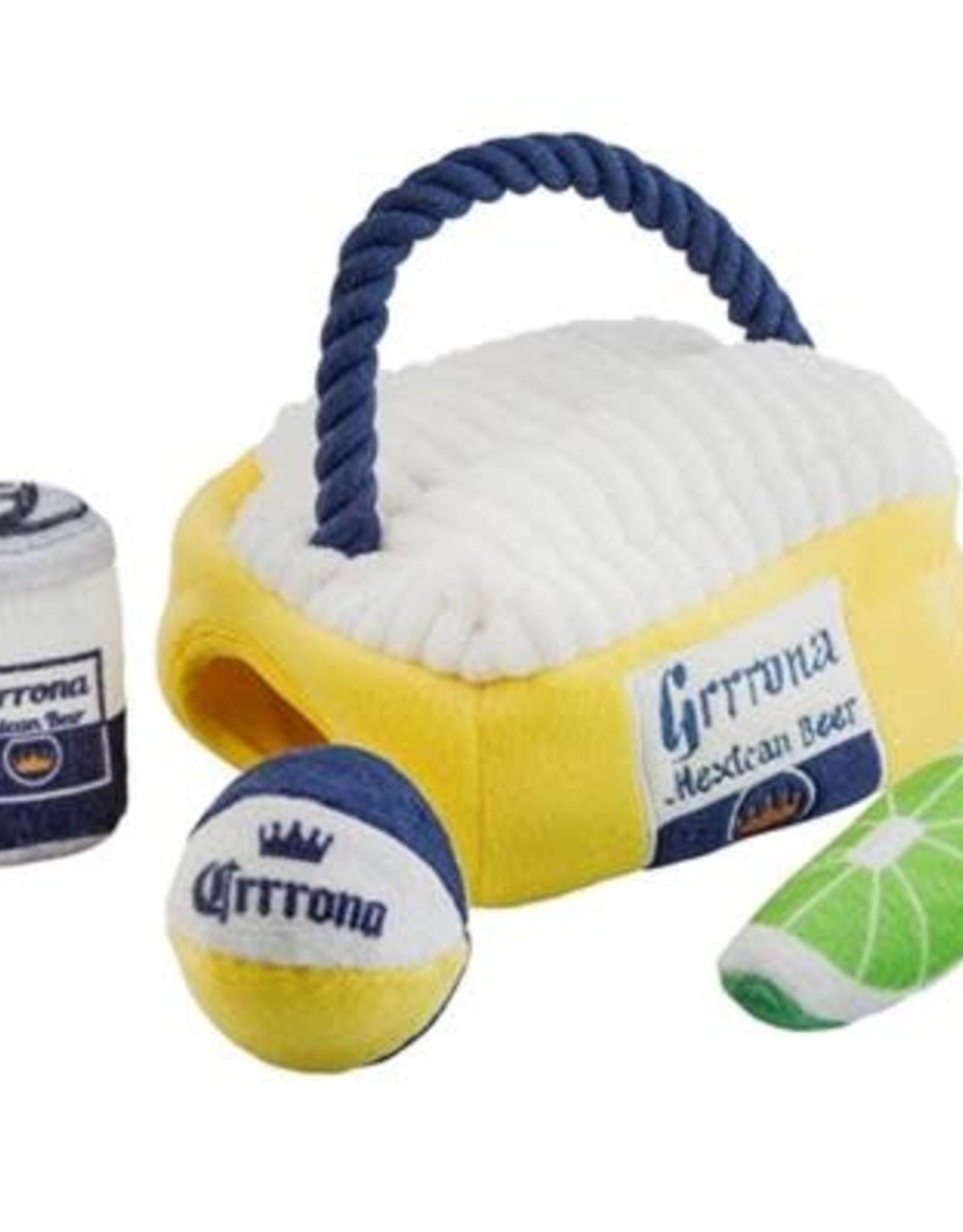 Haute Diggity Dog Grrrona Cooler Interactive Toy