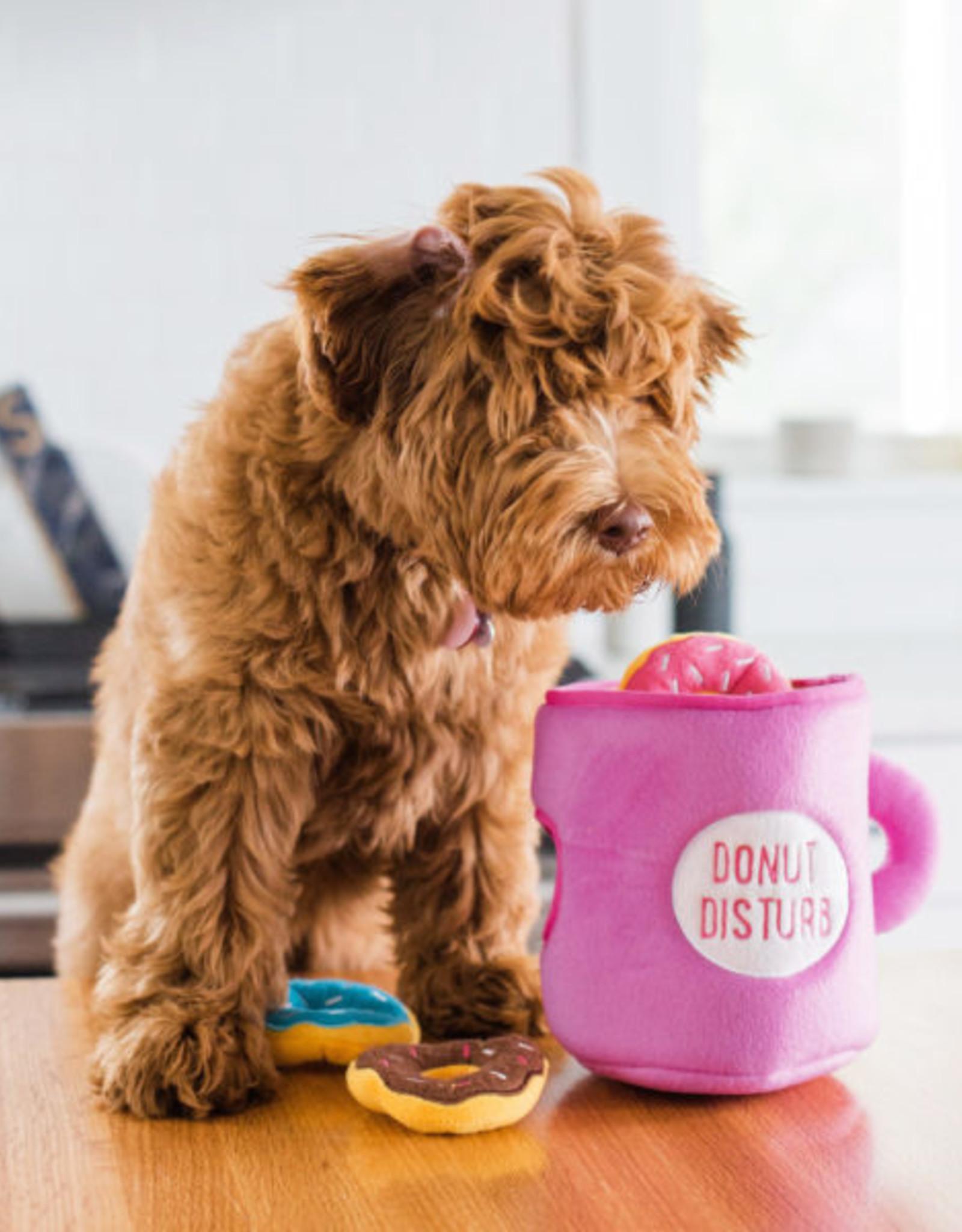 ZippyPaws ZippyPaws Burrow - Coffee & Donutz